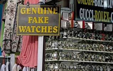 Are Counterfeit Products from the Far East Adding to Unemployment in The UK?