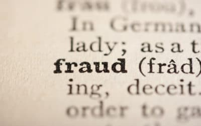 Cases of Fraud are Increasing